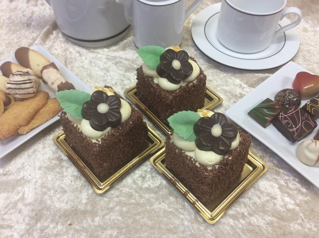 Vanille boterroom gebakje  - Bakkersonline