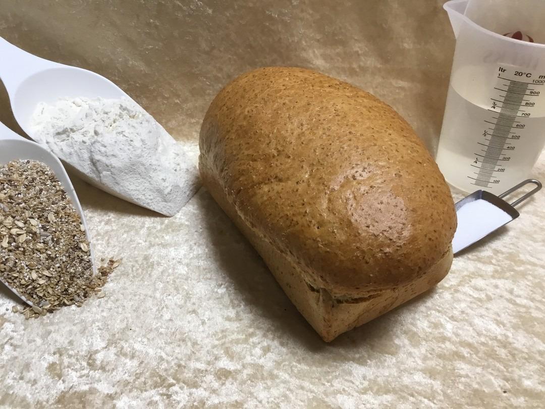Lang grof brood - Bakkersonline