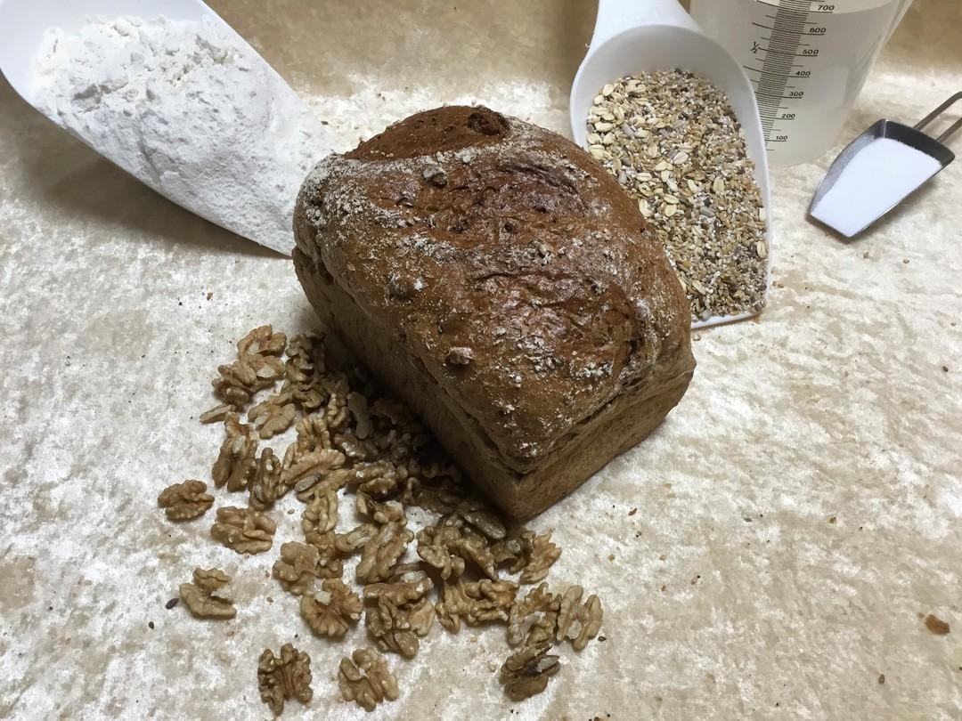 Klein noten broodje - Bakkersonline