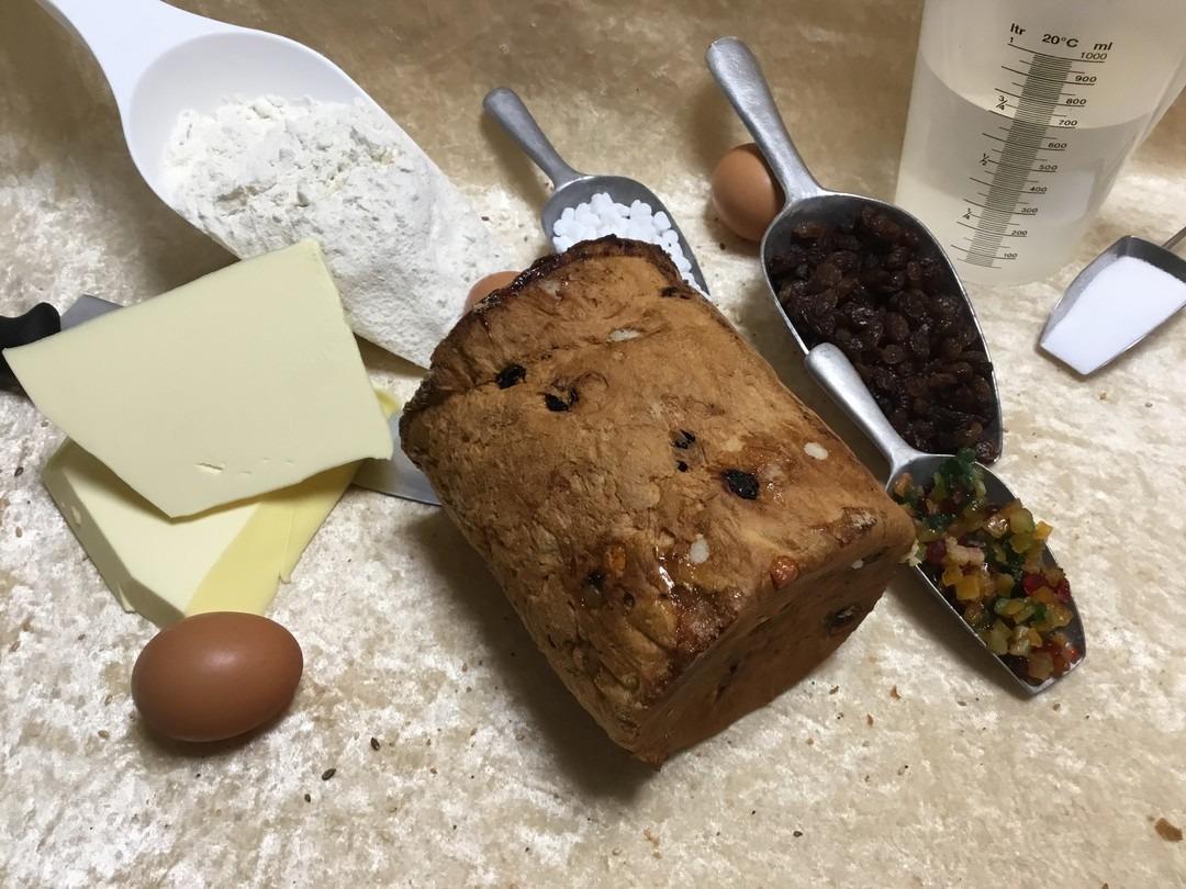 Klein kermis broodje - Bakkersonline