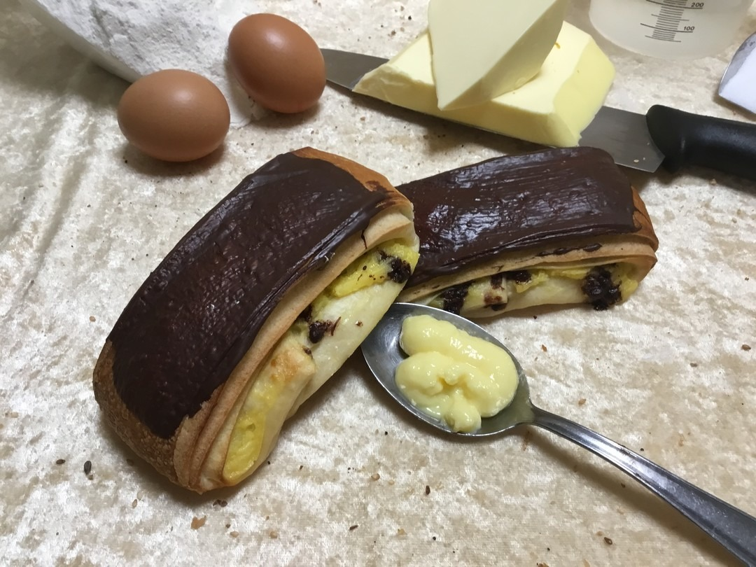 Lange chocolade koek - Bakkersonline