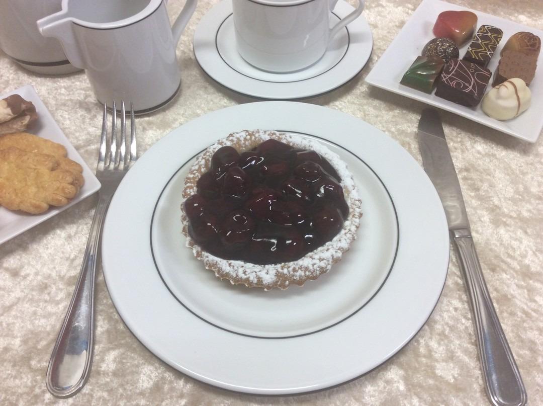 Krieken taartje (1 pers.) - Bakkersonline