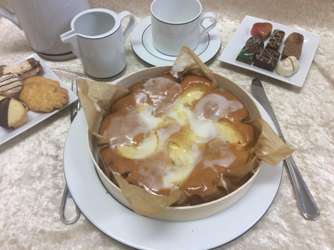 Ronde appelcake - Bakkersonline
