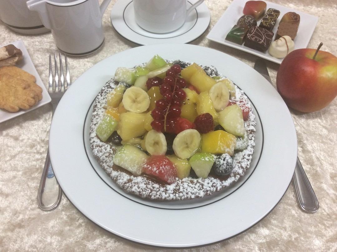 Vers fruit vlaai - Bakkersonline