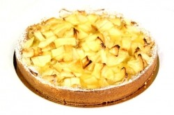 Bretoense appelvlaai (zanddeeg) - Bakkersonline