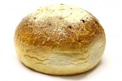 Wit brood rond - Bakkersonline