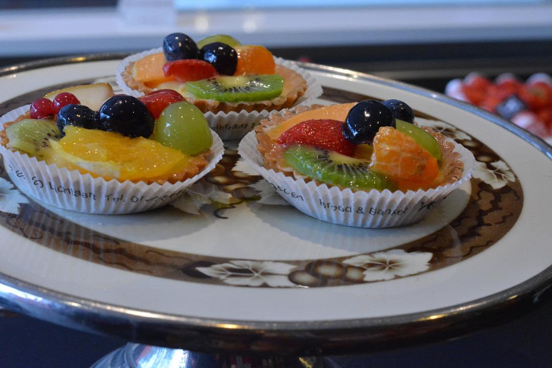 Vers fruittaartje (1 pers.) - Bakkersonline