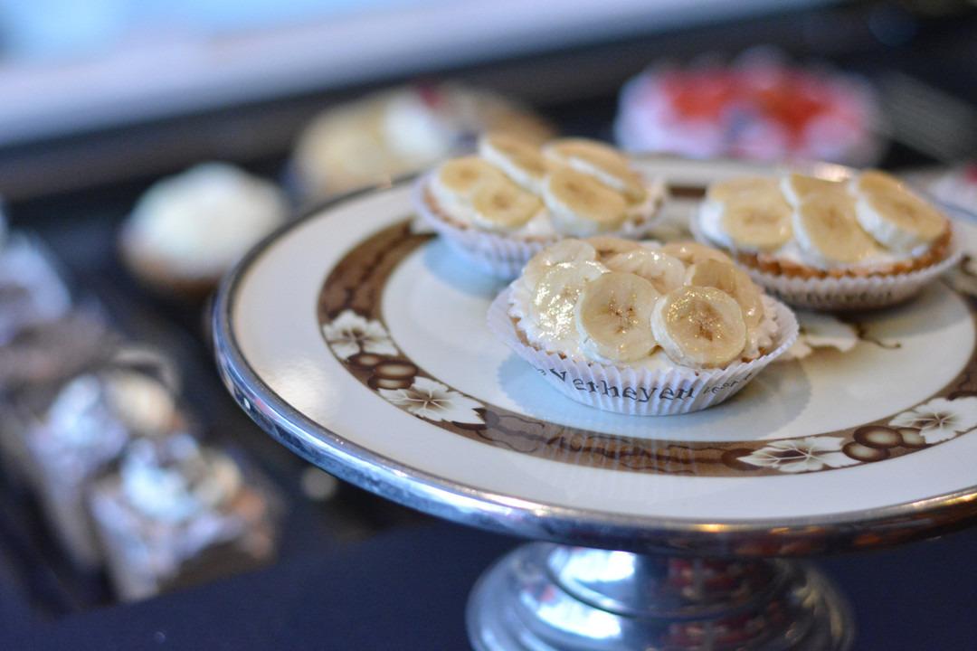 Bananentaartje (1 pers.) - Bakkersonline