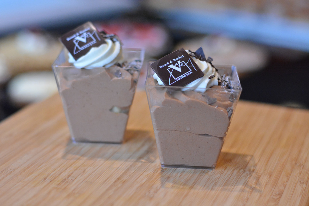 Potje chocolademousse  - Bakkersonline
