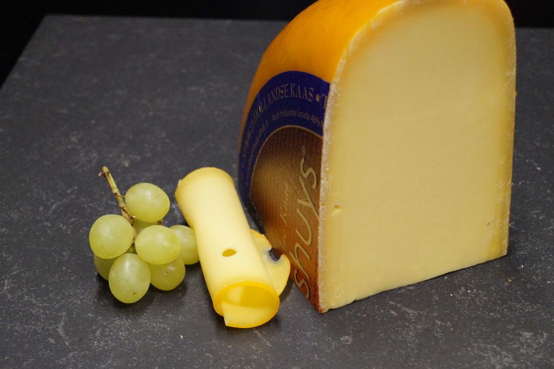 Belegen kaas - Bakkersonline