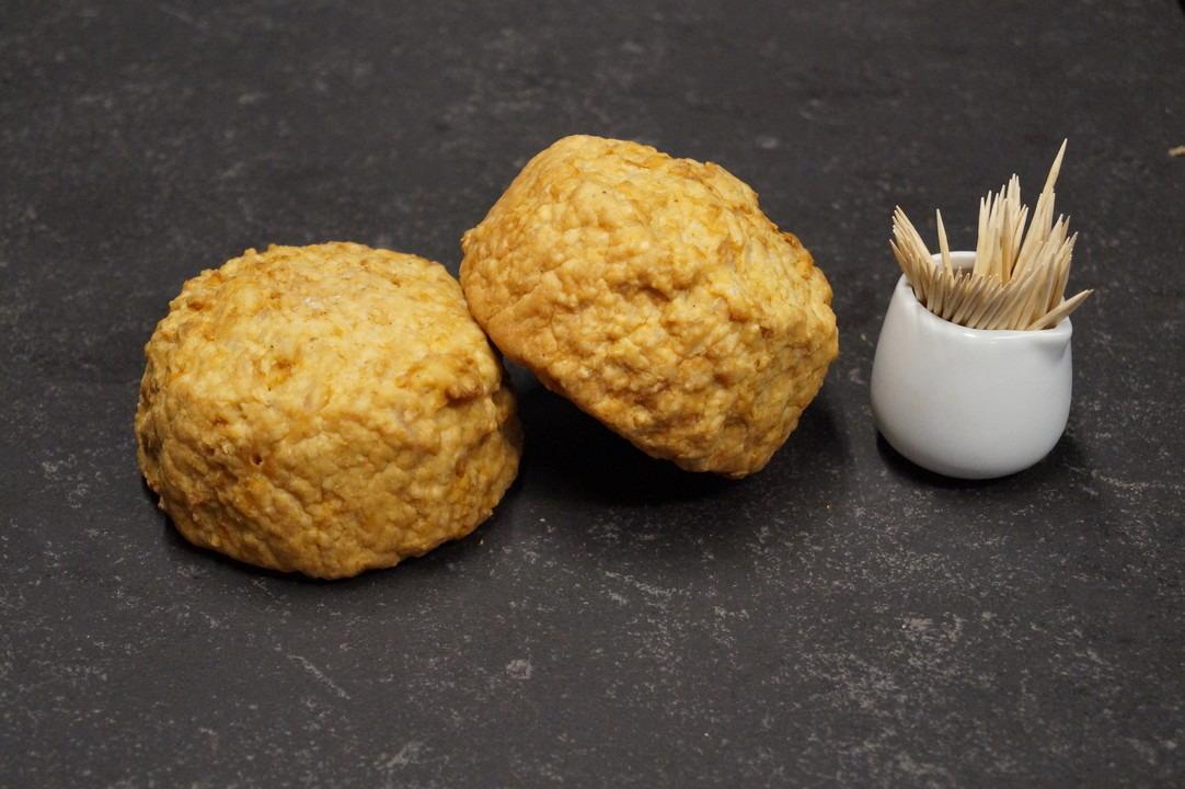 Mini breydelkoek mosterd - Bakkersonline