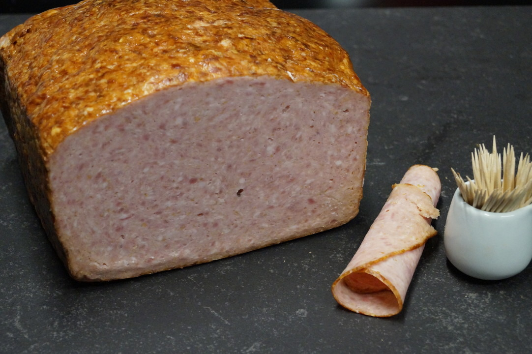 Gebakken vleesbrood - Bakkersonline
