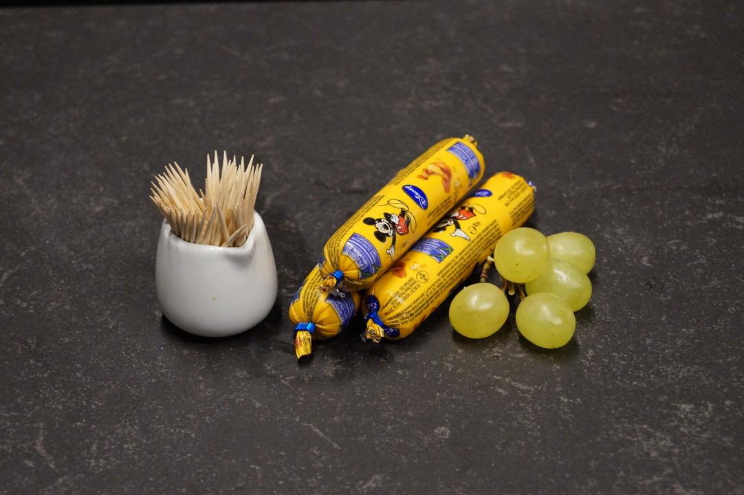 Mini mickey worstjes - Bakkersonline