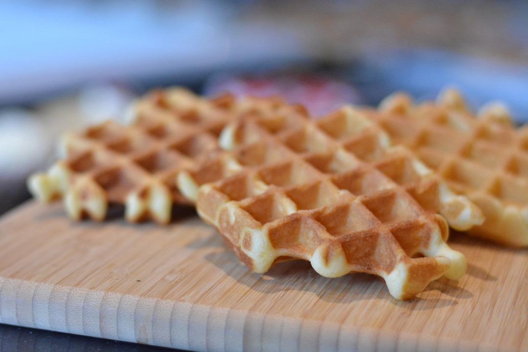 Vanillewafels met echte boter - Bakkersonline