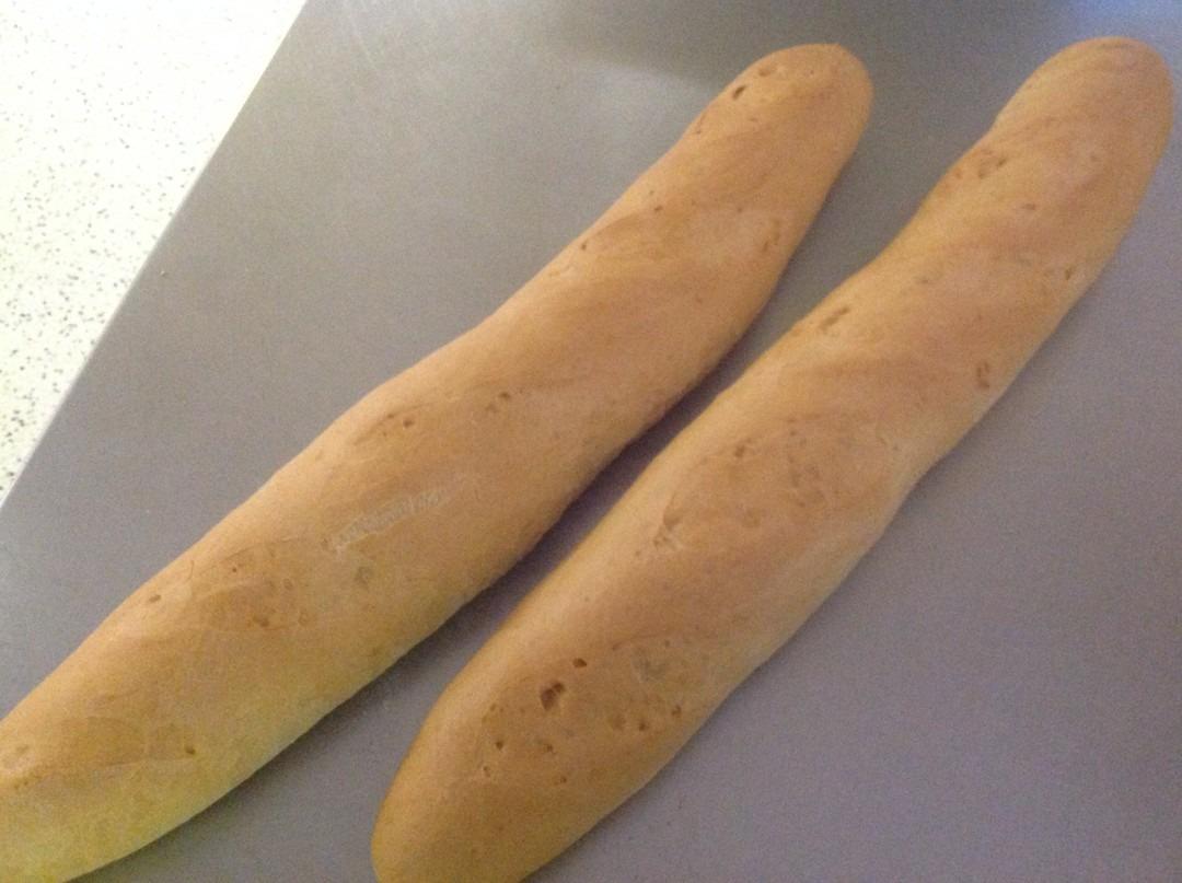 Stokbrood wit - Bakkersonline