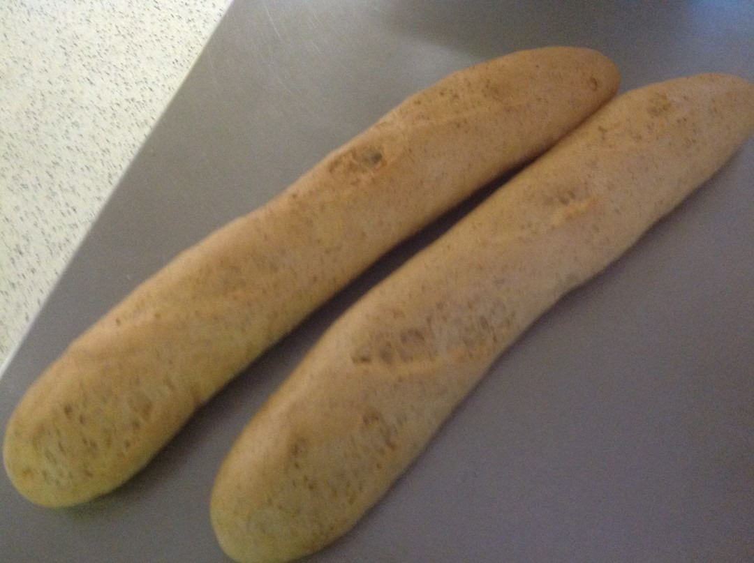 Stokbrood grijs - Bakkersonline