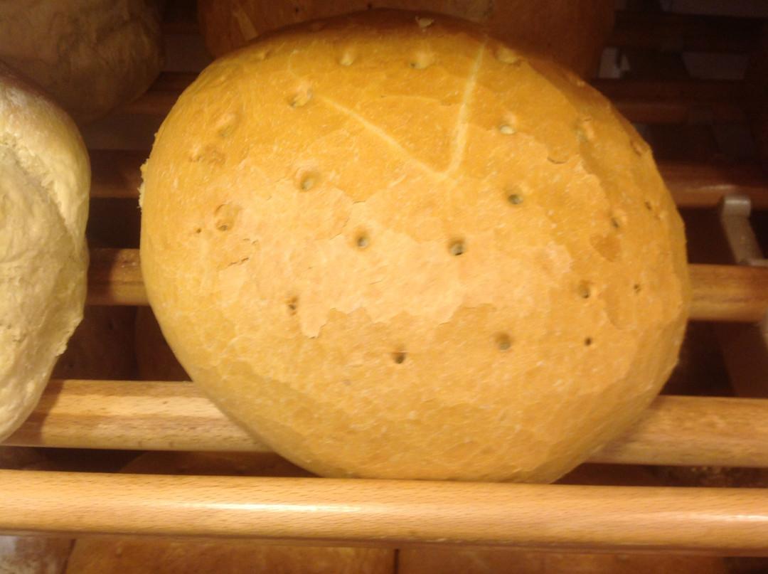 Rond wit brood - Bakkersonline