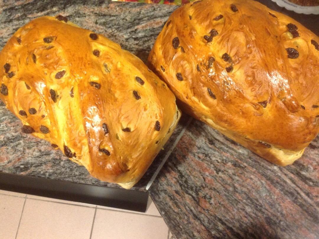 Lang rozijnenbrood - Bakkersonline