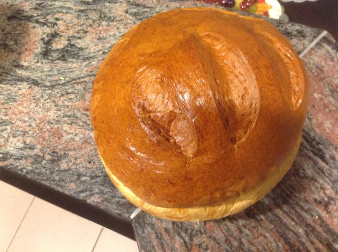 Rond melkbrood - Bakkersonline