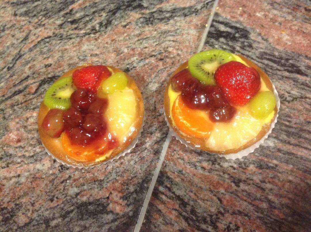 Vers fruittaartje - Bakkersonline