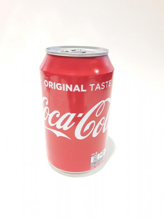 Coca cola blik 33cl - Bakkersonline