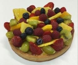 Verse fruittaart - Bakkersonline