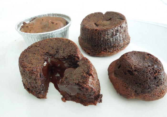 Moelleux chocolat per 2 stuks - Bakkersonline