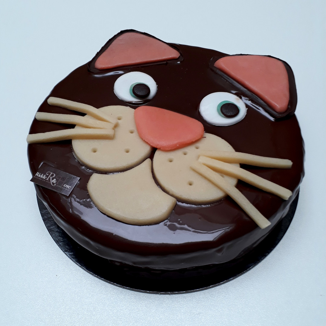 Kattentaart - Bakkersonline