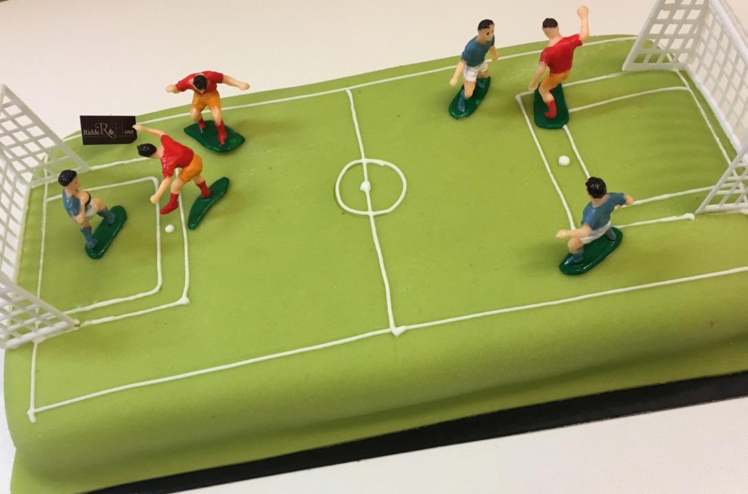 Voetbalveld - Bakkersonline