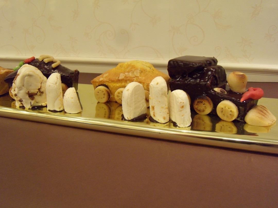 trein van cake - Bakkersonline
