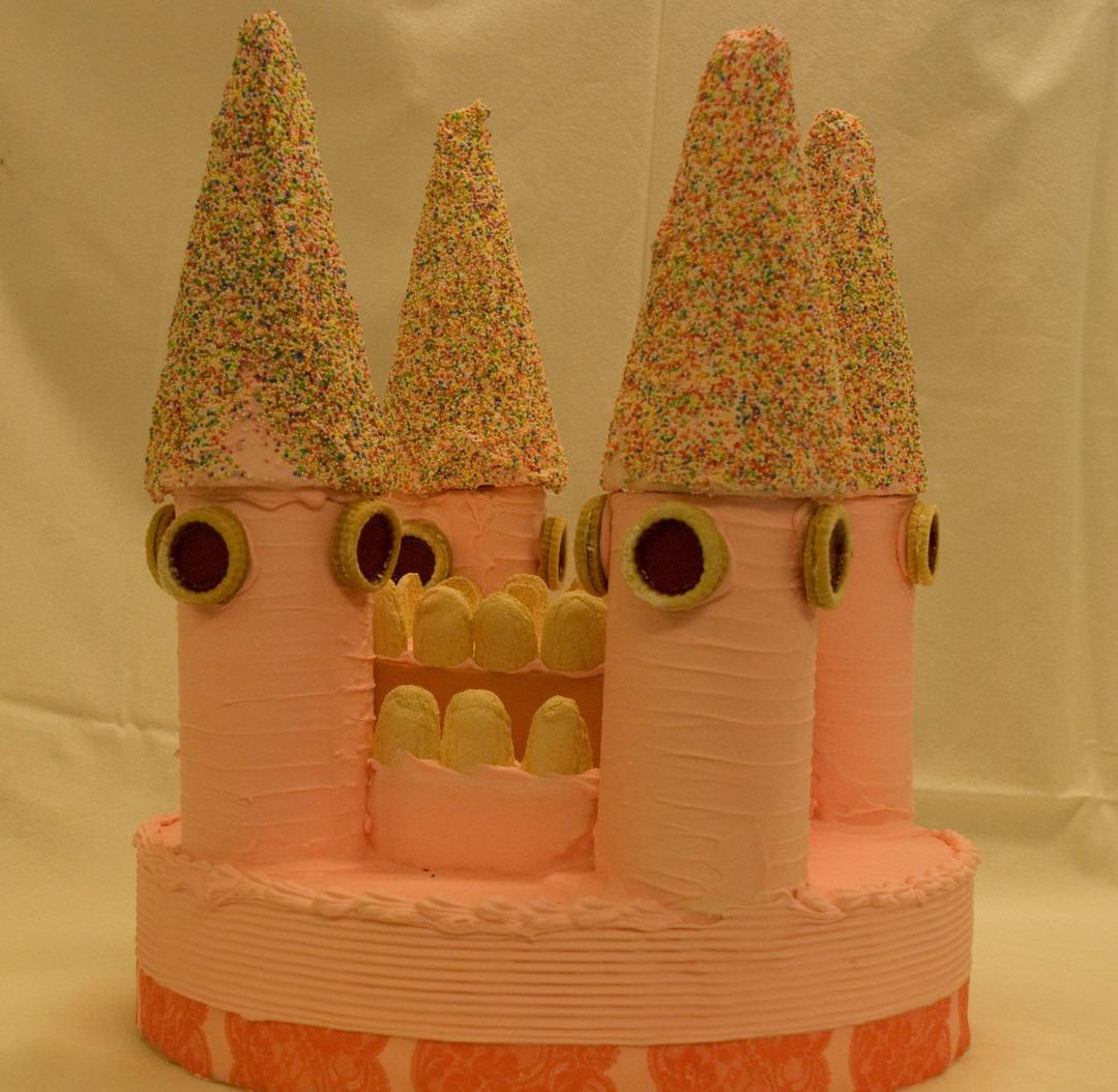 Princessenkasteel vanaf 10p - Bakkersonline