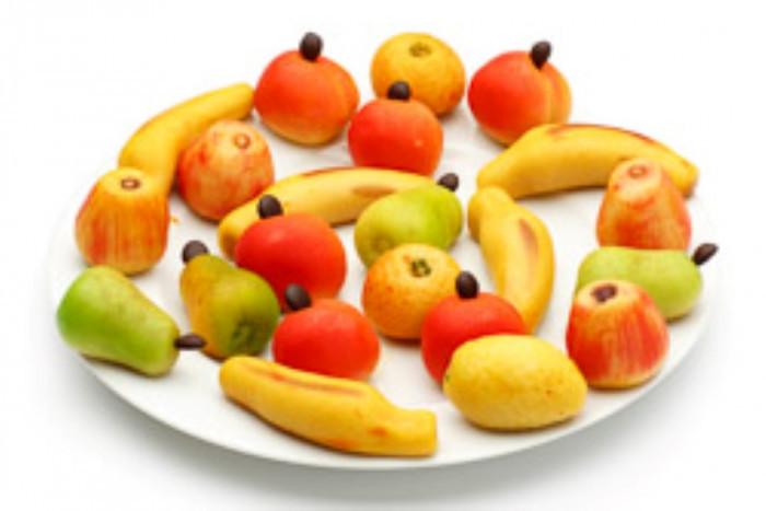 Marsepein fruit - Bakkersonline