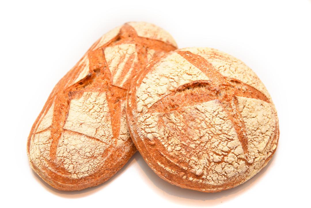 Zuurdesembrood bruin niet gesneden - Bakkersonline
