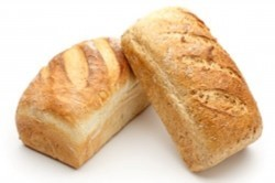 Ridderke wit groot bakje niet gesneden - Bakkersonline