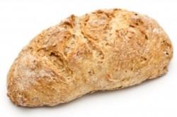 Notenbrood bruin niet gesneden - Bakkersonline