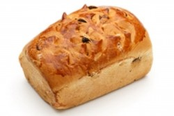 Rozijnenbrood klein niet gesneden - Bakkersonline