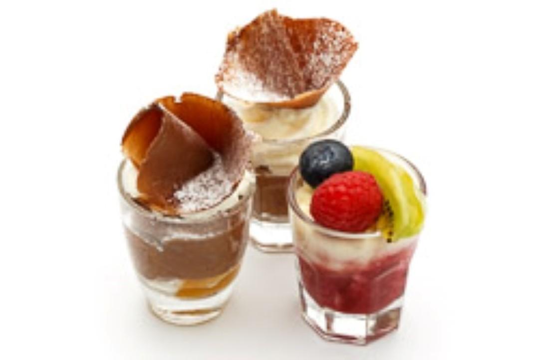 Mini glaasje - Bakkersonline