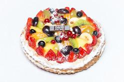 Gemengd fruit zanddeeg - Bakkersonline