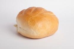 Wit brood rond galet - Bakkersonline