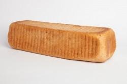 Toastbrood bruin 600g - Bakkersonline