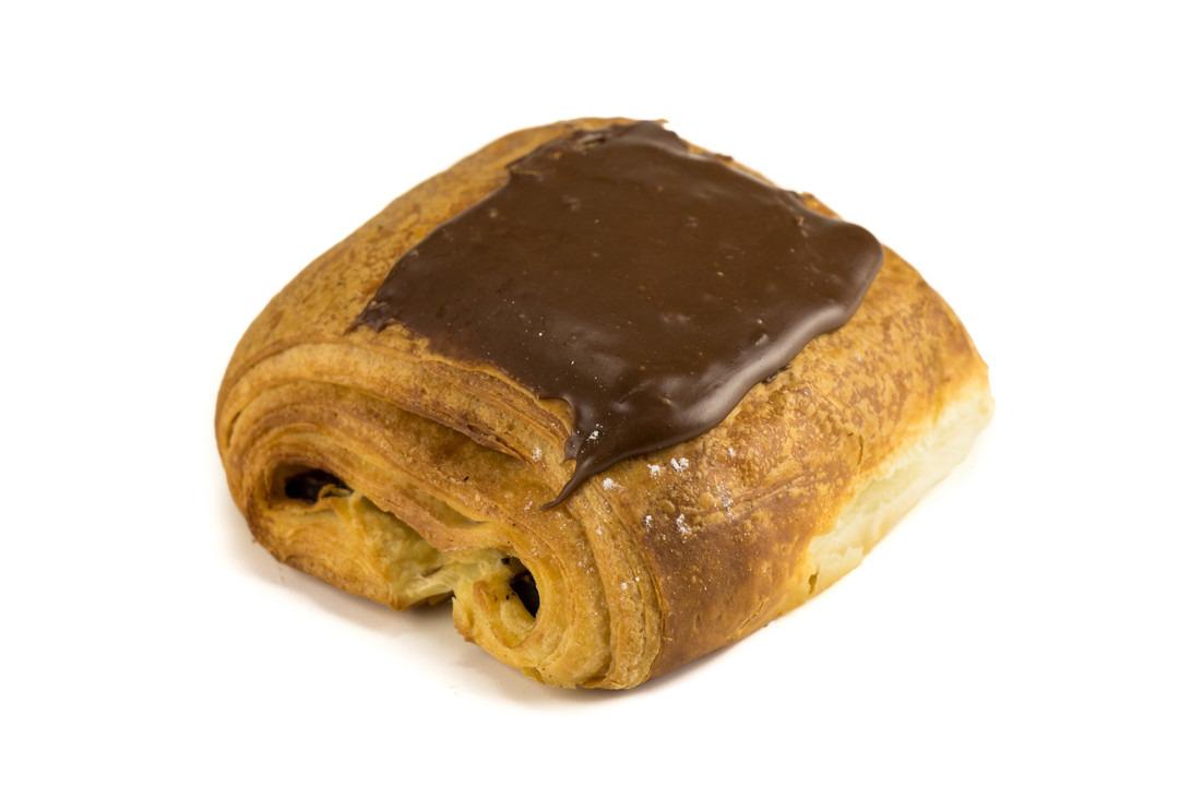 Chocoladekoek met chocoladetopping - Bakkersonline