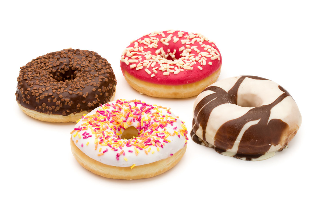 Donut Roze - Bakkersonline