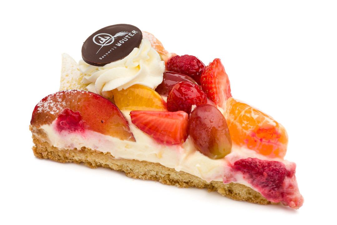 Fruittaart Bladerdeeg 1P - Bakkersonline