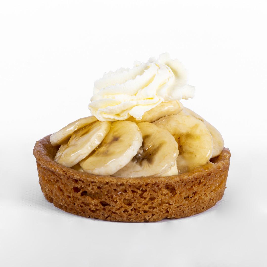 Banaantaart Bladerdeeg 1P - Bakkersonline