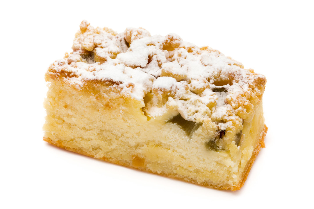 Rabarbercake - Bakkersonline
