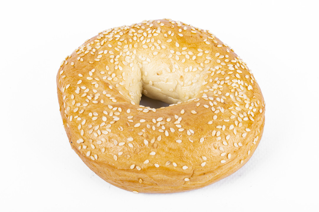 Bagel Sesam - Bakkersonline