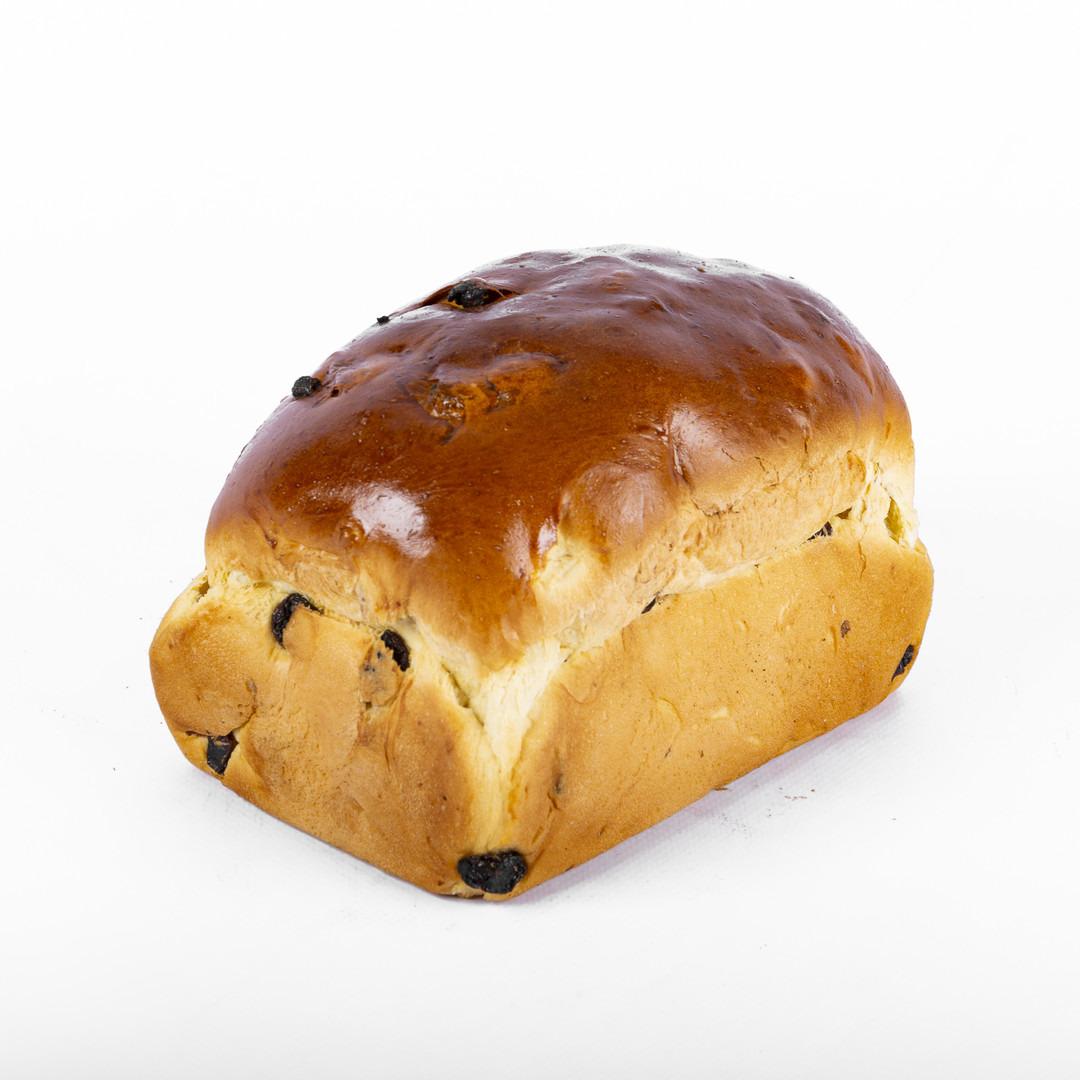 Groot Rozijnenbrood - Bakkersonline