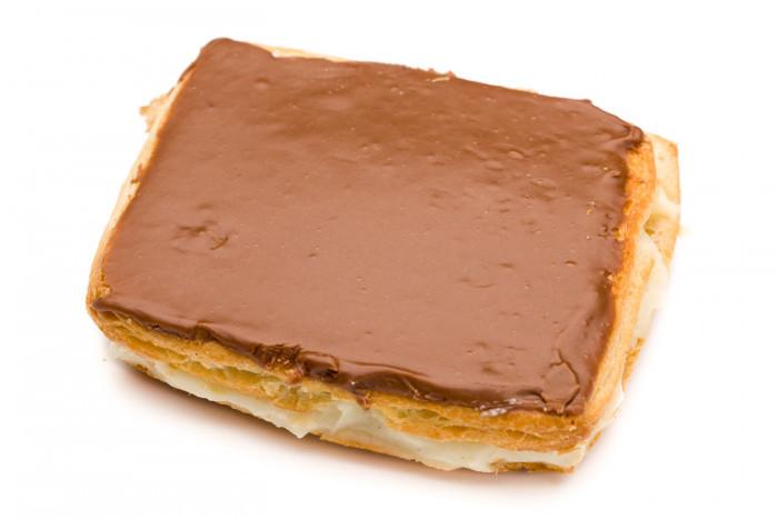 Cremekoek met chocolade - Bakkersonline