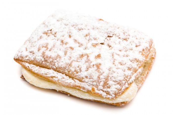 Cremekoek met suiker - Bakkersonline