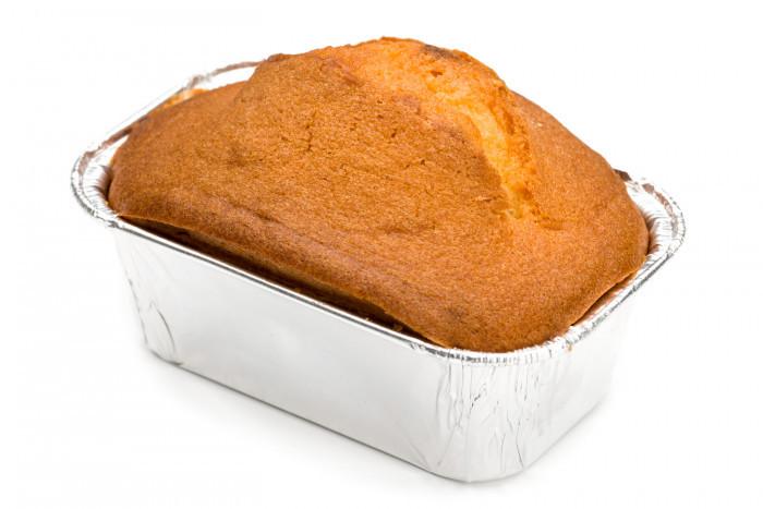 Cake natuur bakje - Bakkersonline